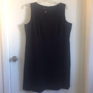 Talbots Black Dress 18WP (Woman Petite)